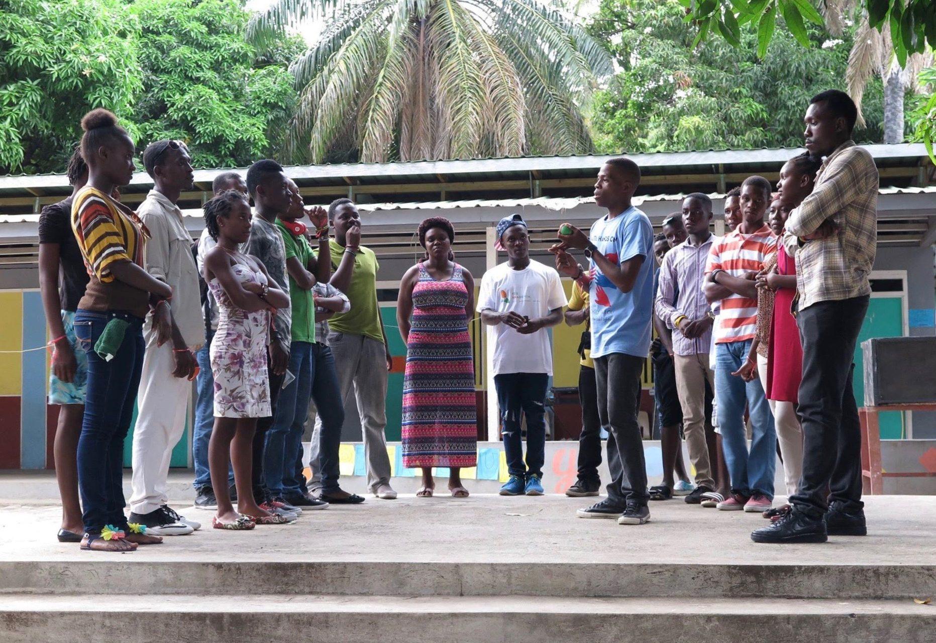 Haiti: Hands On 9