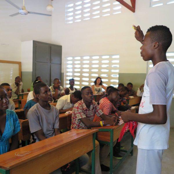 Haiti: Hands On 6