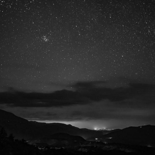 Haiti Starry Night