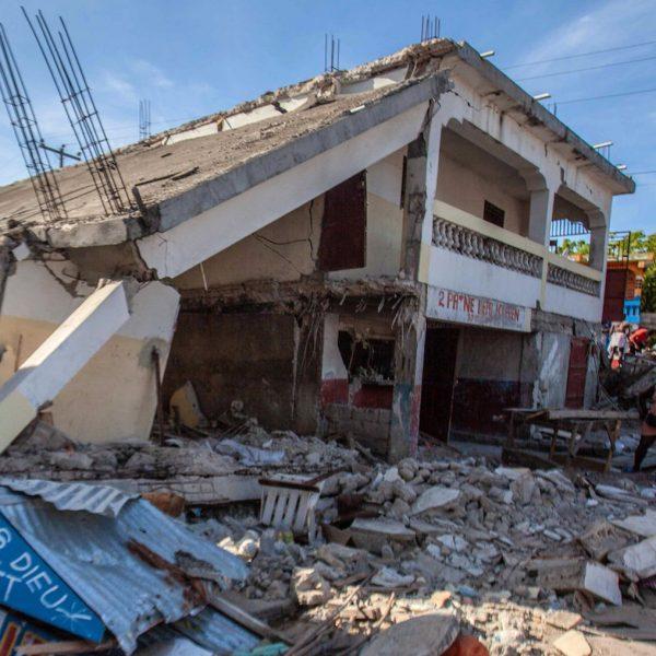 Haiti Relief Efforts